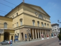 The Parma Opera House, second only to La Scala