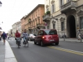 Typical street travel